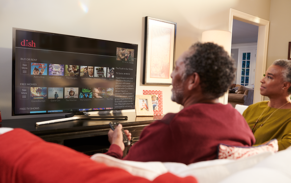 Customers 55+ Receive their first On Demand Movie Rental FREE Each Month from Rivertown Satellite and Electronics in Cheboygan, Michigan
