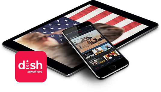DISH Anywhere from Rivertown Satellite and Electronics in Cheboygan, Michigan - A DISH Authorized Retailer
